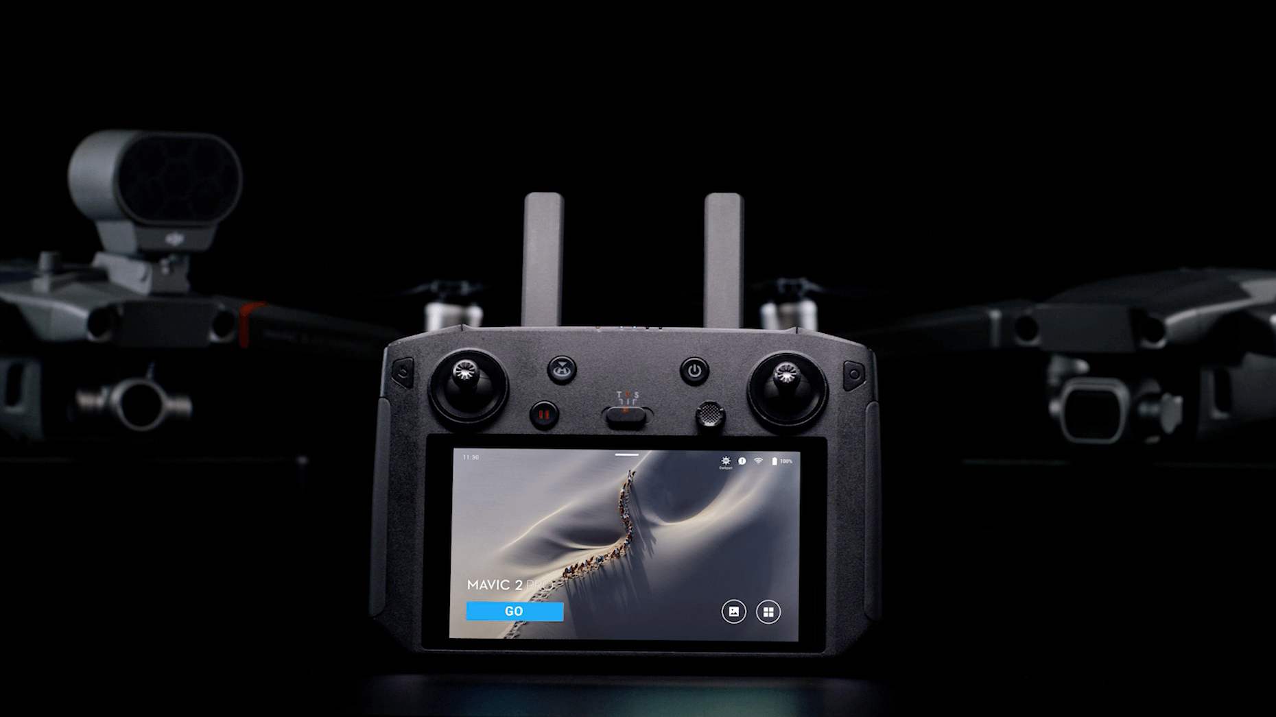 DJI Smart Controller - Designed to maximize your outdoor
